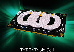 Wireless Charger Pad 5 | UniMax | Tier1、Tier2 Automotive electronics supplier | IATF16949