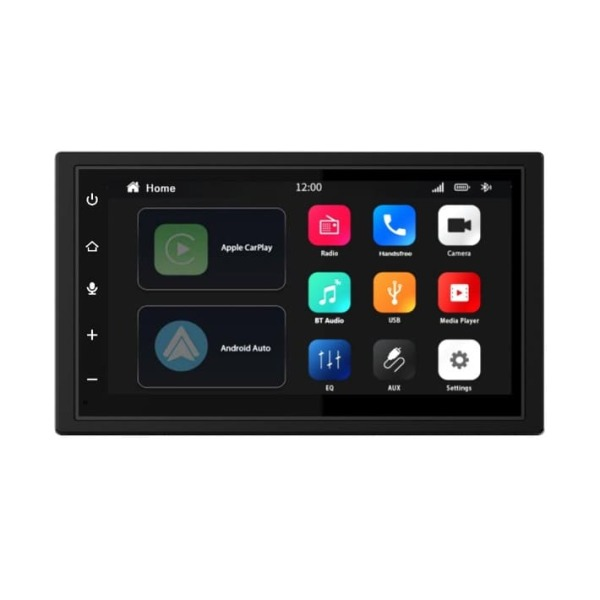 UNIVERSAL 2DIN IVI SYSTEM support  Android Auto | Professional Tier1、Tier2 Automotive electronics supplier | UniMax | IATF16949 certification