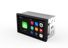 UNIVERSAL 2DIN IVI SYSTEM support Apple CarPlay | Professional Tier1、Tier2 Automotive electronics supplier | UniMax | IATF16949 certification