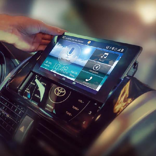 Tablet-Based Detachable IVI System