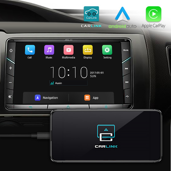 Smart Mirroring And Back Control IVI System